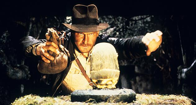 Steven Spielberg says 'Raiders of the Lost Ark' looks better than ever in IMAX