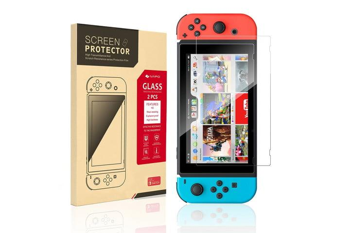 iVapo Nintendo Switch screen protectors