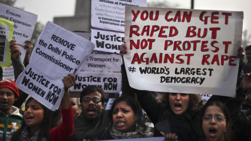 """Violence Against Women in 2012 �"""" When Will It End?"""