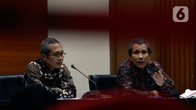 Pimpinan KPK yakin Penyidik Tetap Independen Meski Berubah Status Menjadi ASN