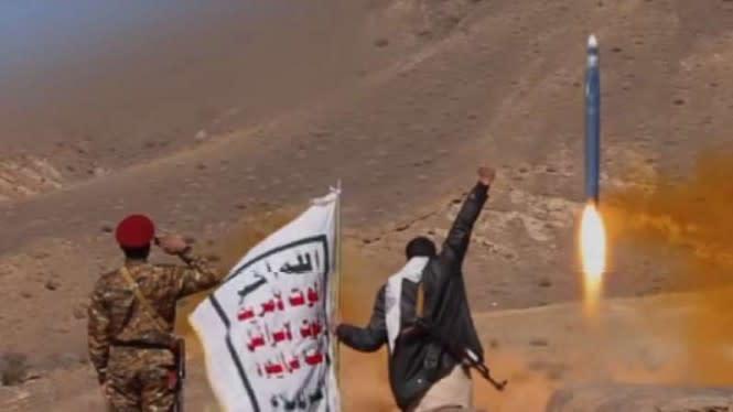 Arab Saudi Mencekam, Rudal Yaman Hantam Kota Jazan