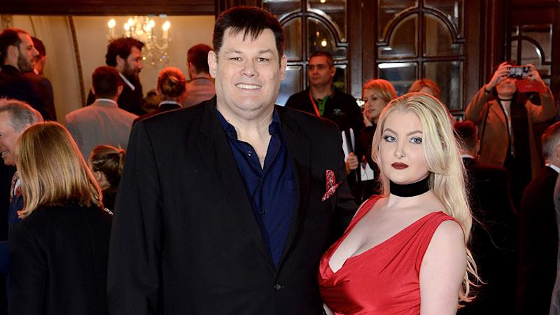 Mark Labbett and wife Katie Labbett are reportedly back together. Photo: Getty Images