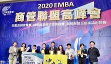 EMBA商管聯盟高峰會 「百勵盃個案賽」中山大學摘金