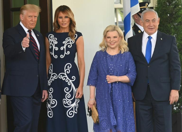 Netanyahu joins Bahrain, UAE ministers at W.House for peace signing
