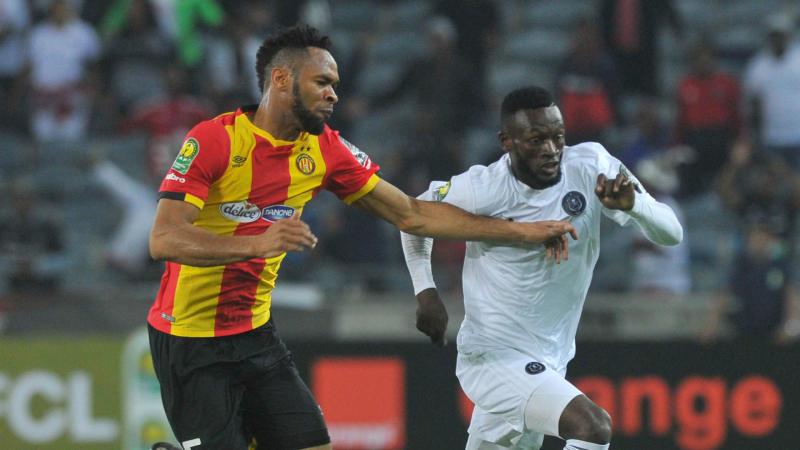 Esperance de Tunis 2-0 Orlando Pirates: Bucs surrender Group B top spot