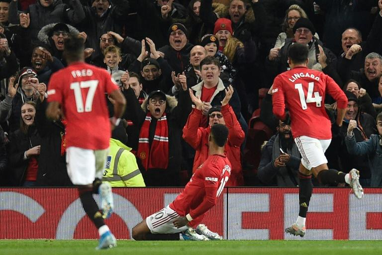 10 in 10: Marcus Rashford has scored 10 goals in his last 10 games for club and country