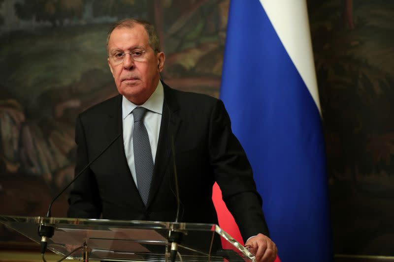 Russia's Lavrov says no way to prove Belarus leader Lukashenko did not win vote - Ifax