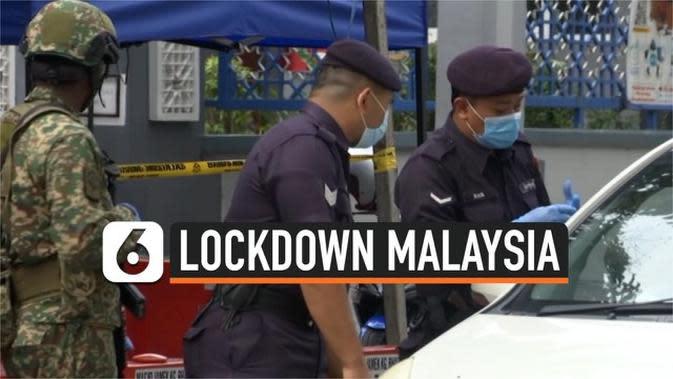 VIDEO: Malaysia Buka Kembali Kegiatan Bisnis Mulai 4 Mei