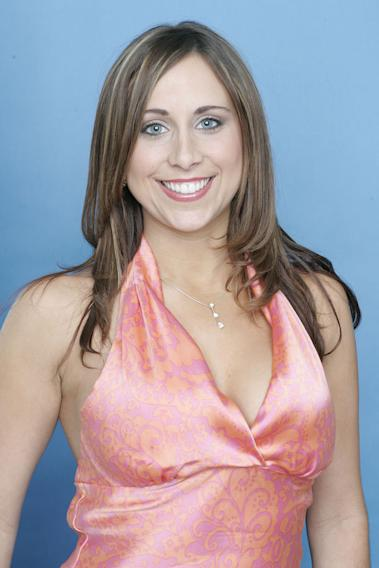 "Melissa McGhee from Tampa, FL, is one of the contestants on Season 5 of ""American Idol."""