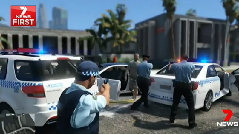 NSW Police to take action against Grand Theft Auto cop kill