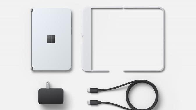 Surface Duo. (Doc: Microsoft)
