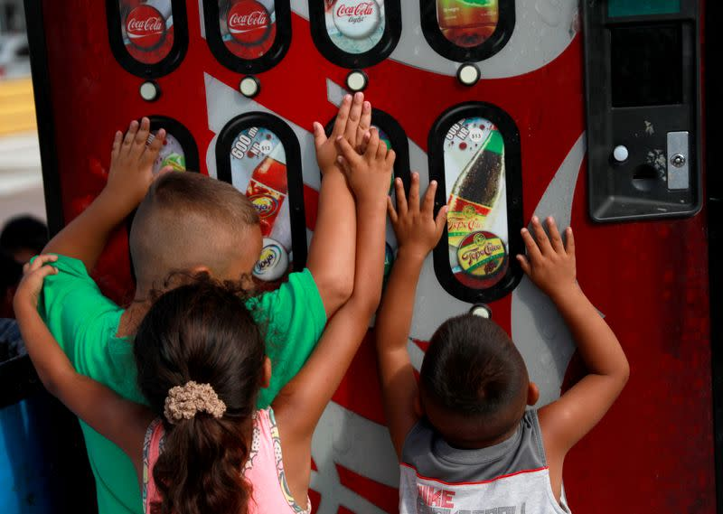 Mexico's new warning labels on junk food meet supersized opposition from U.S., EU