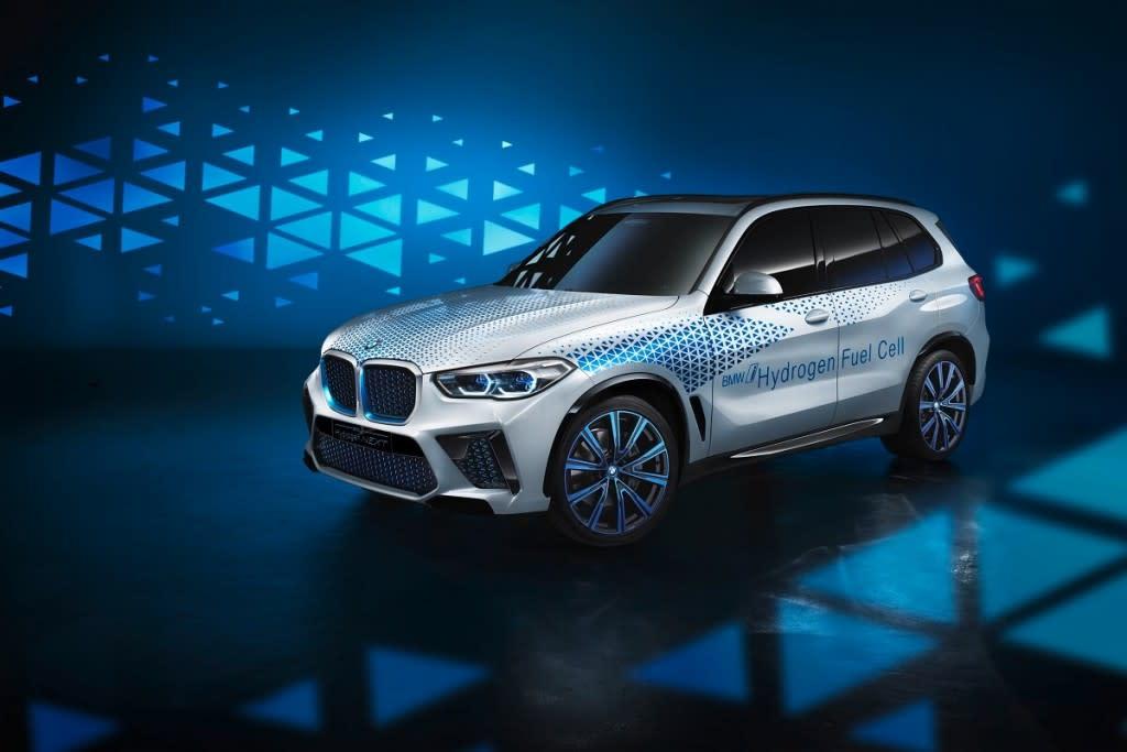 【2019法蘭克福車展】BMW i推出Hydrogen NEXT氫燃料電池電動概念車