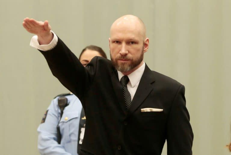 Norway killer Breivik seeks parole: lawyer