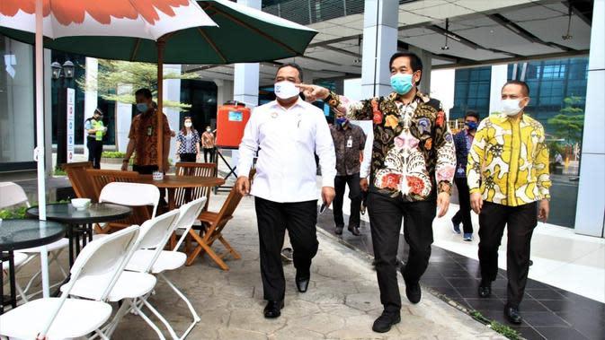 Fasilitas khusus TKI di Bandara Soekarno Hatta. Dok AP II