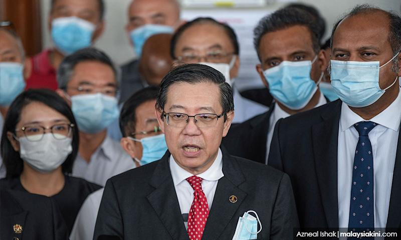 Guan Eng: MACC never asked where I kept the alleged kickback