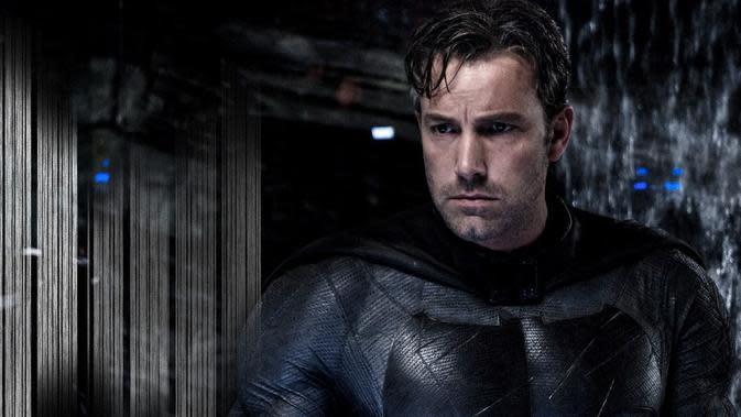 Ben Affleck saat tampil sebagai Batman. (Warner Bros)