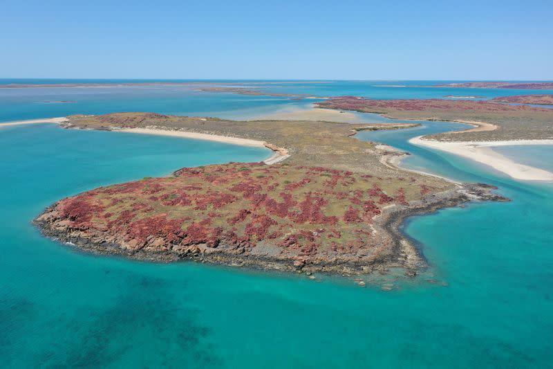 Underwater: Australia's oil industry faces new indigenous heritage test