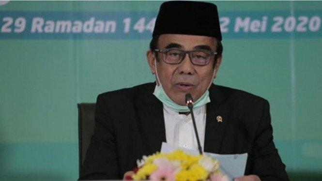Positif COVID-19, Menteri Agama Titip Salam