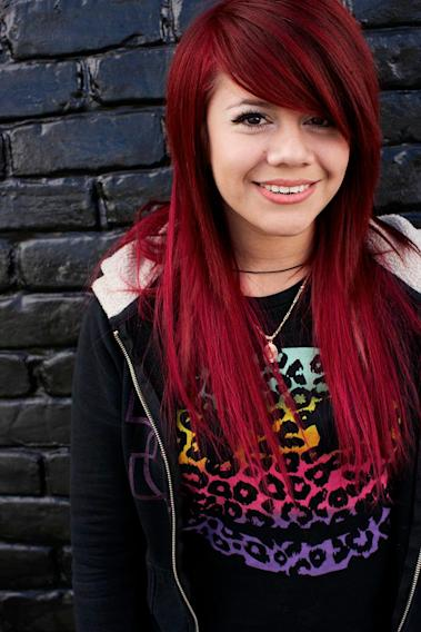 Allison Iraheta, 16, from Los Angeles, CA is one of the top 36 contestants on Season 8 of American Idol.