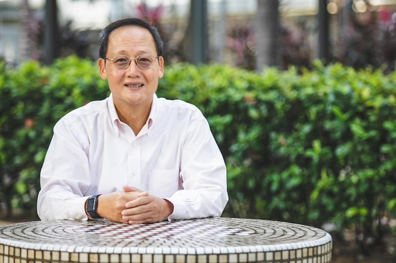 Dr Tan See Leng, PAP candidate for Marine Parade GRC. (PHOTO: PAP)