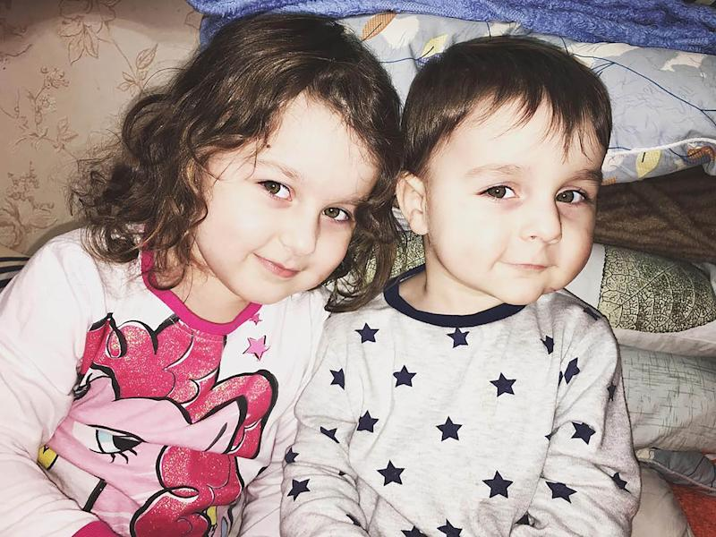 Elena Karimova's children - Khadidzha and Suleiman - east2west news (1).jpg
