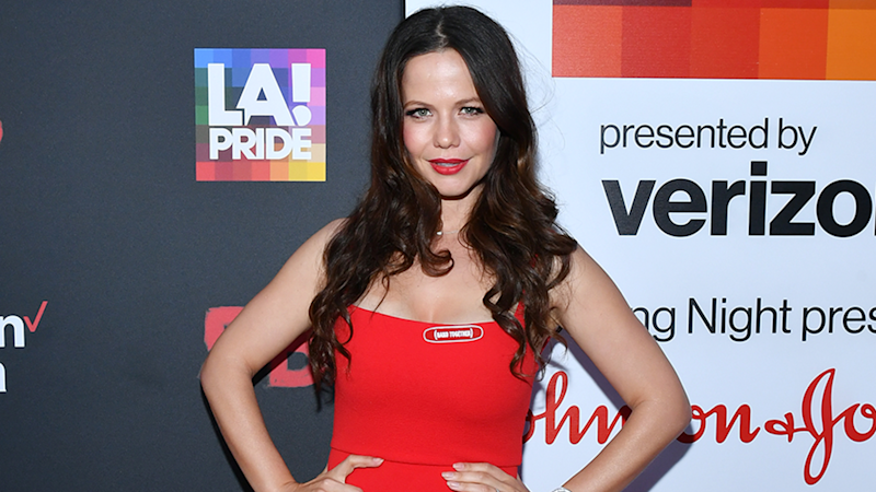 Former Home and Away star Tammin Sursok. Photo: Getty