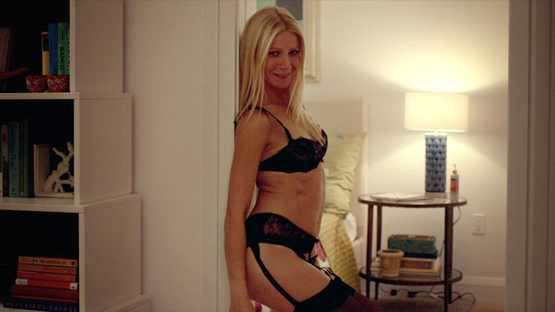 How Gwyneth Paltrow Prepped for Her 'Thanks for Sharing' Strip Scene