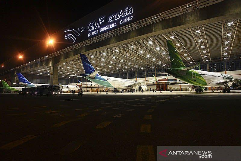 Garuda: Penerbangan dari Abu Dhabi dibatalkan karena alasan teknis