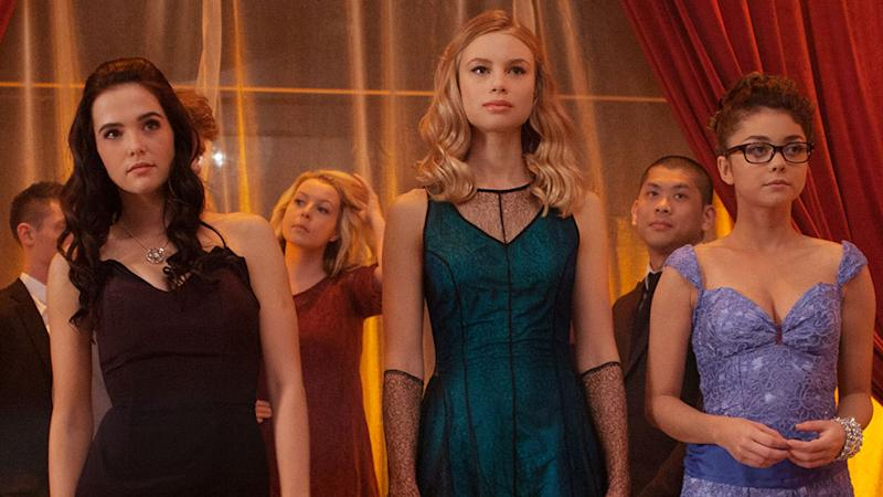 Sass Is Thicker Than Blood in First 'Vampire Academy: Blood Sisters' Trailer