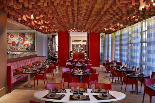 World's most beautiful new restaurants