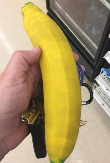 Kmart sensory banana toy makes people laugh online
