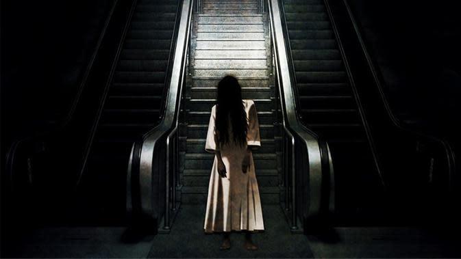 Ilustrasi penampakan hantu (pixabay.com)