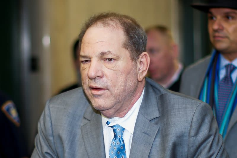 Harvey Weinstein rape case may turn on history of prior 'bad acts'