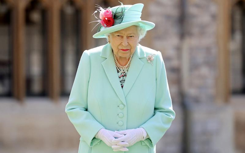 The Queen will celebrate her Platinum Jubilee in 2022 - REUTERS