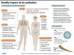 Studi: Polusi mikro merusak China dan Asia Selatan