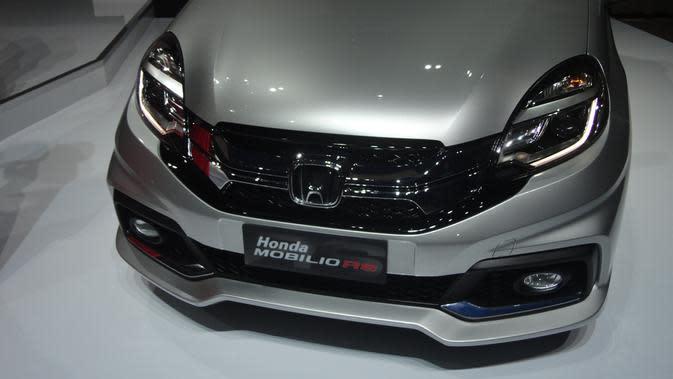 Secara umum, HPM mengeluarkan Mobilio RS dengan menonjolkan tampilan yang lebih macho juga premium.