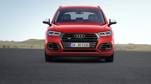 機械增壓再會! 渦輪增壓導入,二代Audi SQ5北美車展重磅出擊