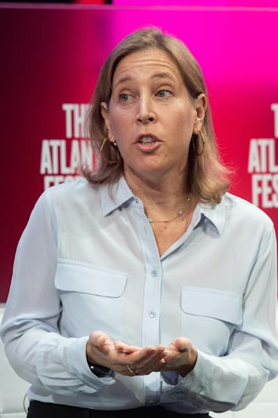 Susan Wojcicki, CEO of YouTube and a daughter of Polish immigrants, questioned the wisdom of the White House order freezing most immigrant visas