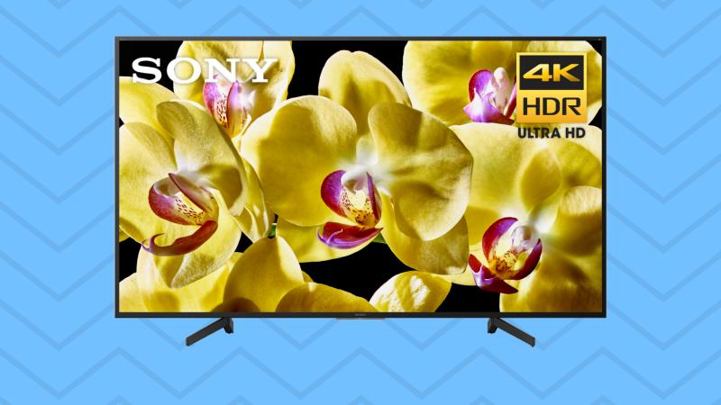 Save $300 on this 4K stunner! (Photo: Walmart)
