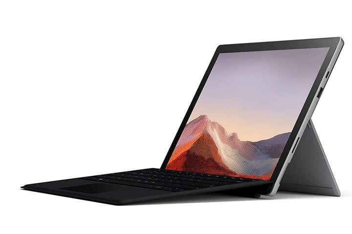 Microsoft Surface Pro 7 Resized