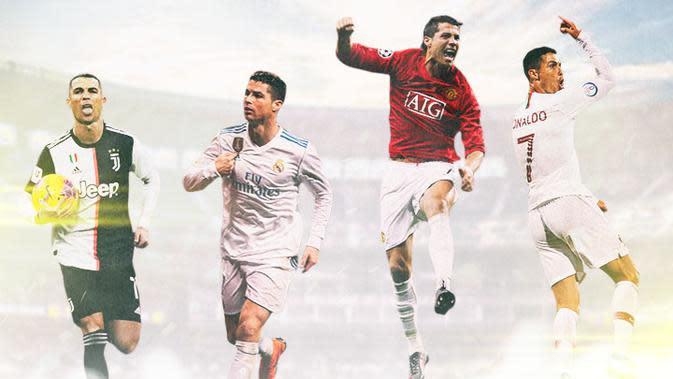 6 Gurita Bisnis Cristiano Ronaldo: Bisa Hasilkan Rp6,3 Triliun