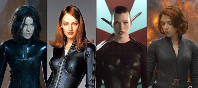 Black Widow-inspired cinematic catsuit competition: You be the judge