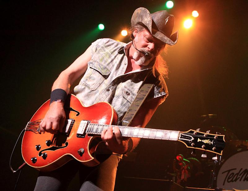 Ted Nugent Talks Hunting, Hetfield, Hagar, and Packing Heat (Among Other Things)