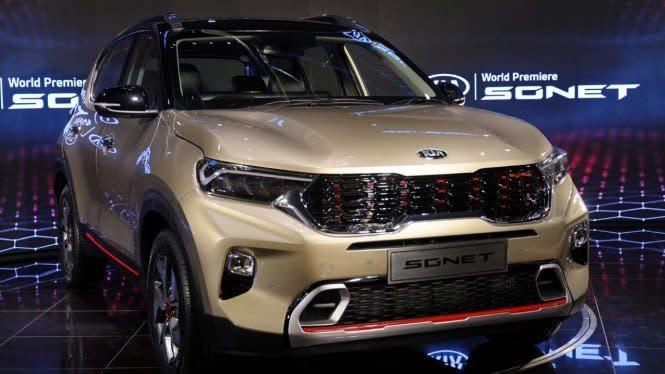 Bulan Depan, Mobil Baru Kia Bakal Meluncur di Indonesia