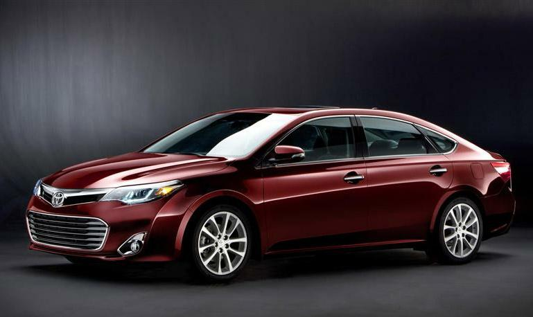 Toyota Camry donates its V-6 and hybrid engine to the new Avalon