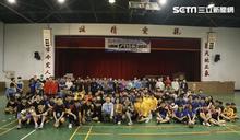史上最大高中桌球賽事 三百學生齊聚