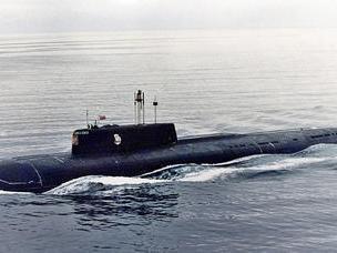 庫爾斯克號核潛艇