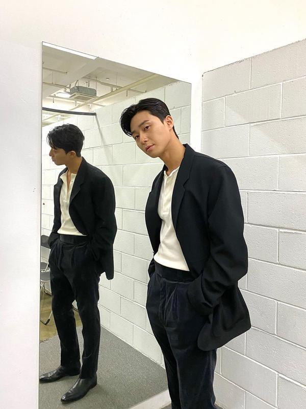 Park Seo Joon (Instagram/ bn_sj2013)