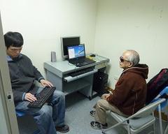 視障銀髮族的學習之路